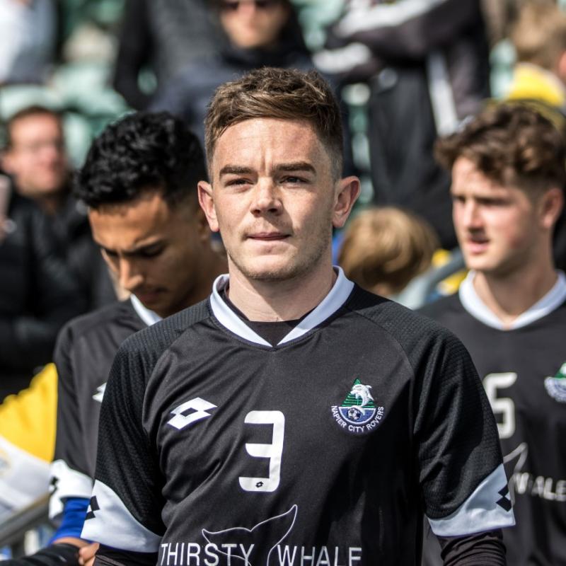 Rovers footballer dedicates goal to late grandfather