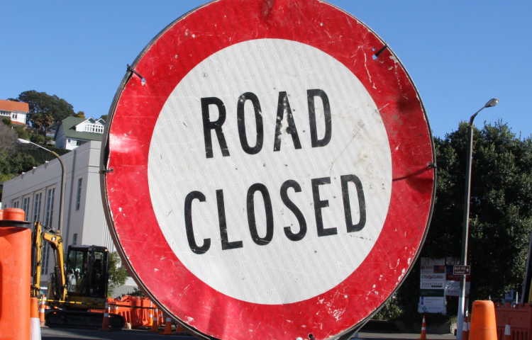 SH5 truck crash update: driver in hospital, road to stay closed for hours