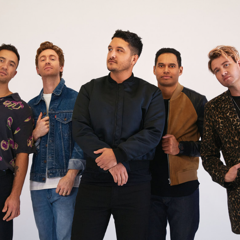 SIX60 to play Hastings concert in January