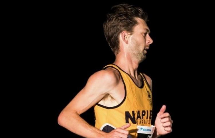 Speakman eyes Olympic qualifying time on home track