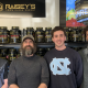 Sponsorship fuel for Bay trio's Olympic dreams