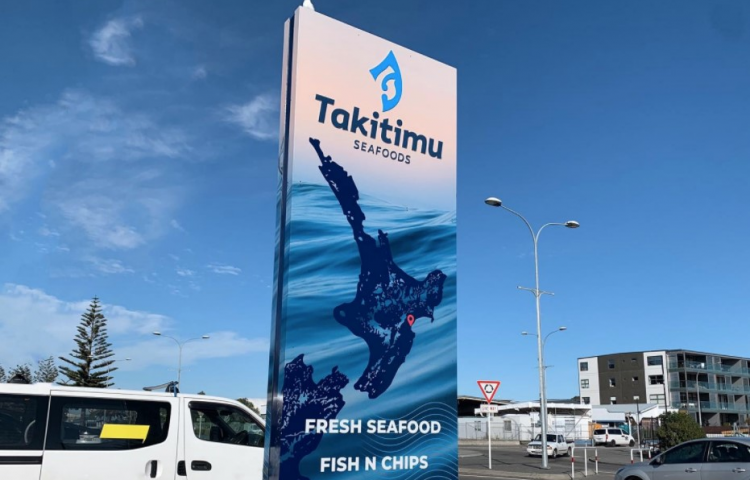 Takitimu Seafoods opens again after completing necessary paperwork