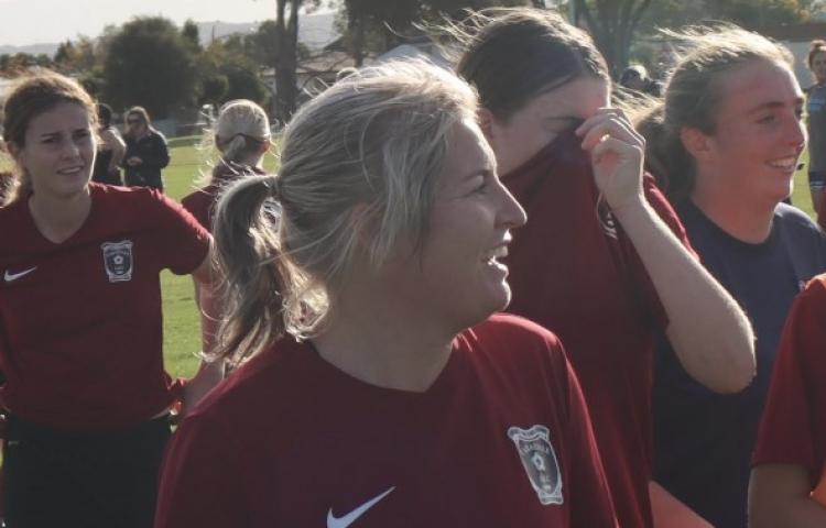 Taradale Women's Federation Cup footballers still second