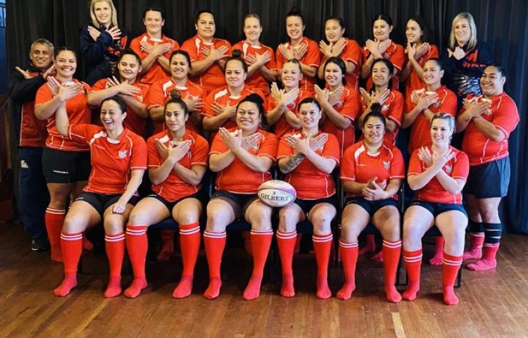Tech claim back-to-back women's rugby titles