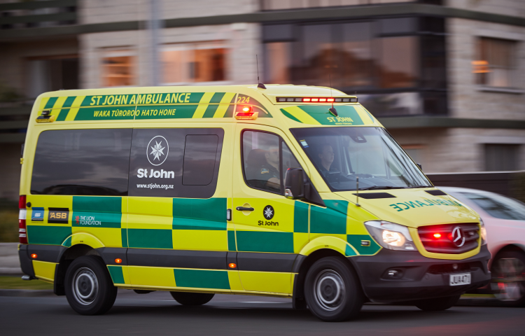 Teenager in critical condition at Hawke's Bay Hospital following workplace accident