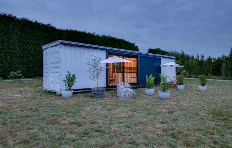 Tiny home sale makes large donation for cancer charity