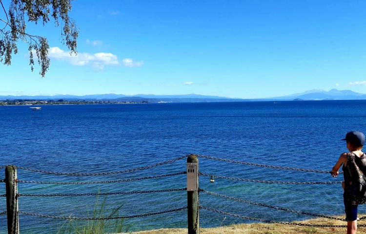 Travel: In awe of Lake Taupo