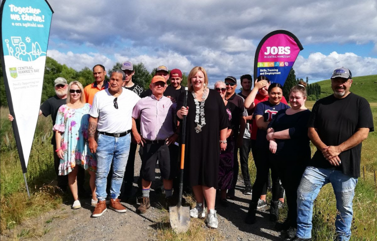 Tukituki Trails extension to create jobs and boost local business