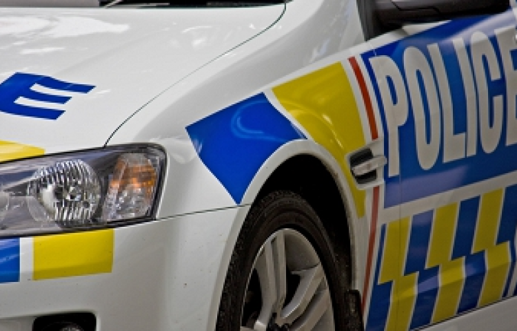 Two in hospital after crash near Waipawa