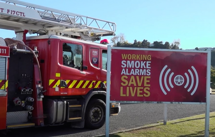 Unattended cooking cause of early morning Hastings house fire