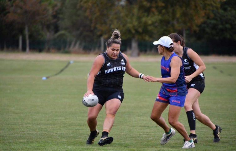 Unbeaten Bay touch team earns final berth