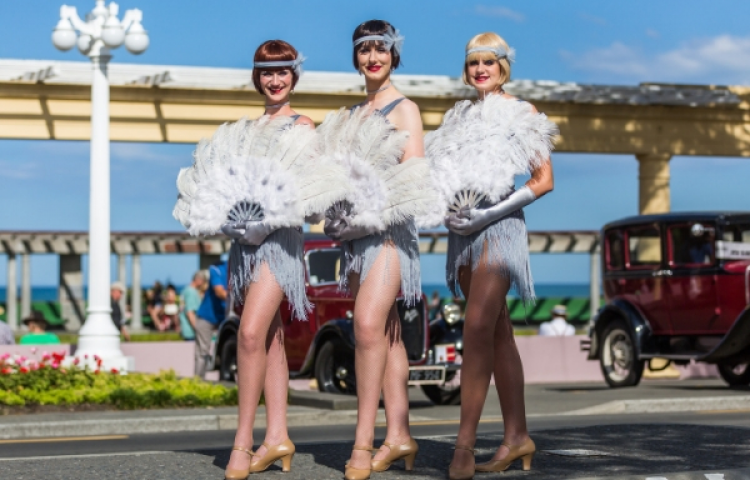 Uncertainty over remainder of Art Deco Festival with opening day events cancelled