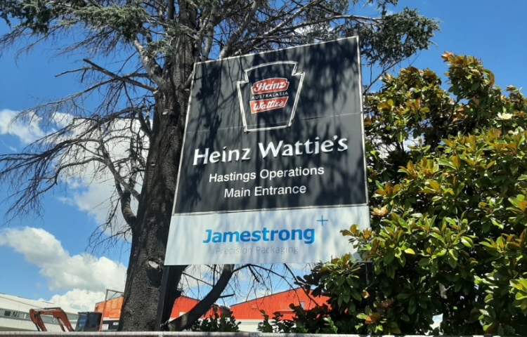 Up to 23 jobs on the line in potential restructure at Heinz-Wattie's