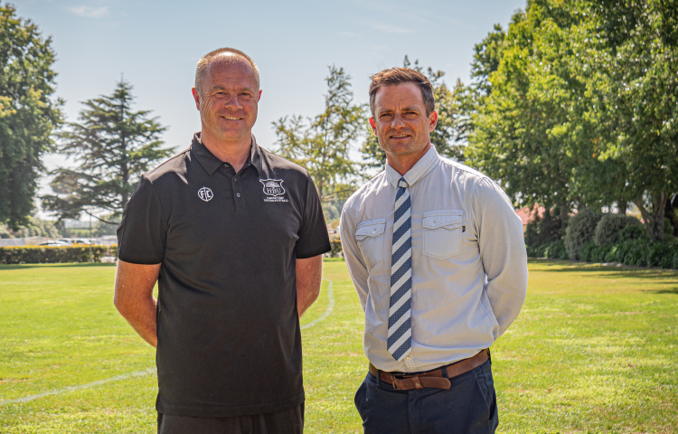 VIDEO: Lindisfarne College appoints highly-acclaimed athlete as Football Technical Director