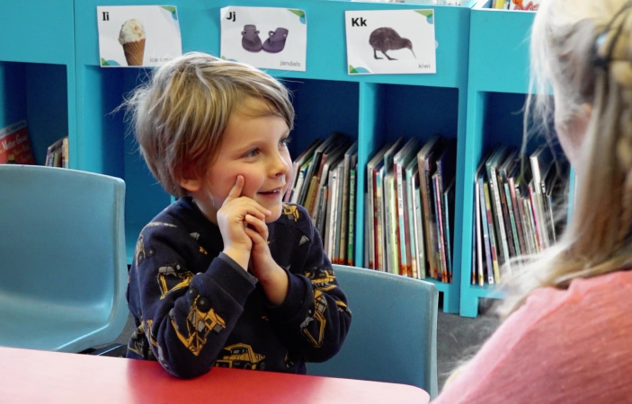 VIDEO: Napier Libraries foster love of reading through winter programme