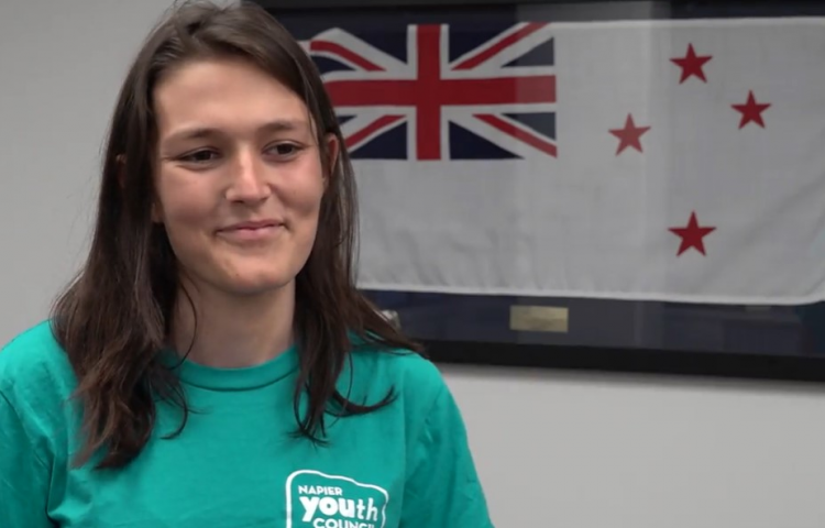 VIDEO: Napier's youth encouraged to apply for grant
