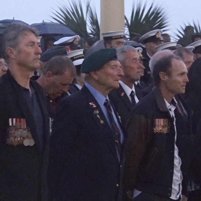 Napier's ANZAC Service 2019 (Video)