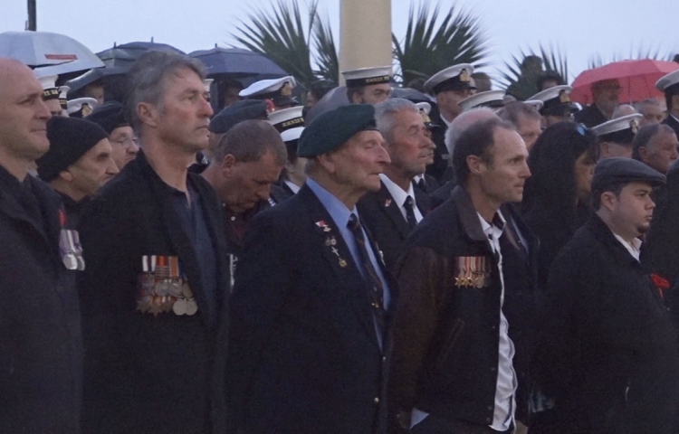 Napier's ANZAC Service 2019 (Video)