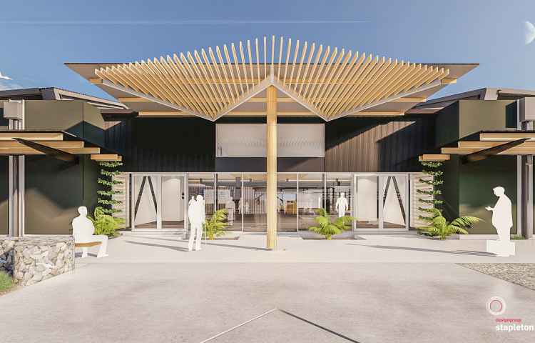 Visitors soon welcomed to redeveloped Hawke's Bay Airport