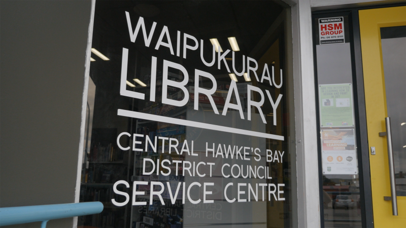 Waipukurau Library to close, Memorial Hall use to be restricted after quake report.