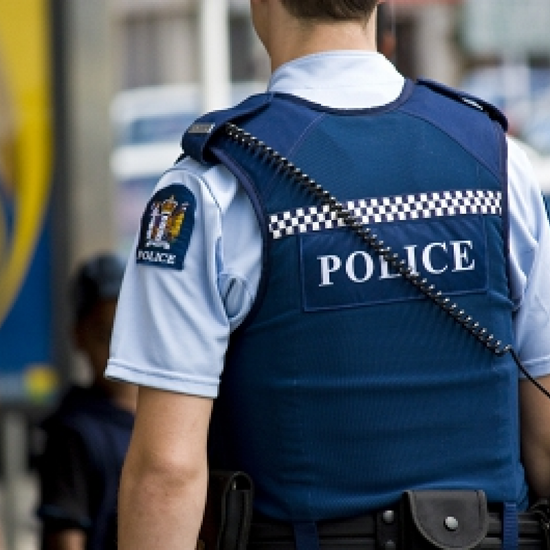 Wairoa police officer flipped arrested man onto concrete floor