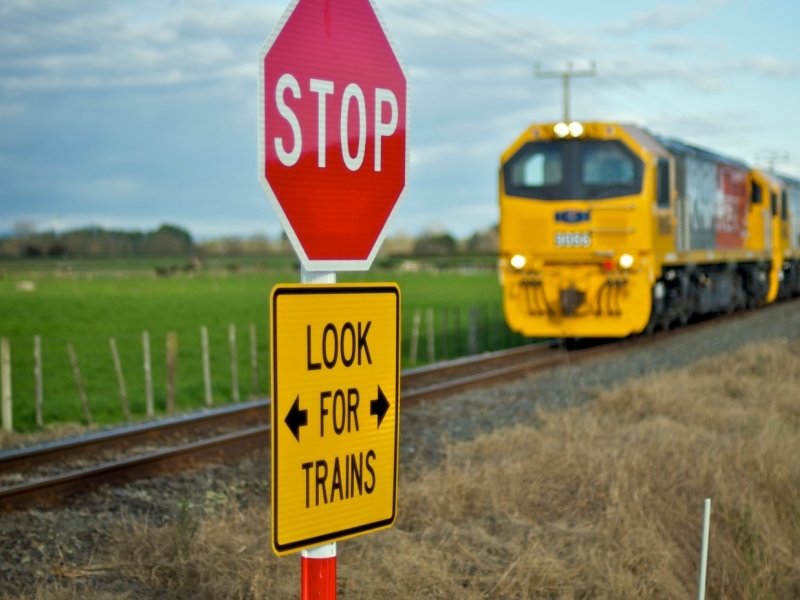 Warning to watch for trains as regular service on Napier-Wairoa line resumes