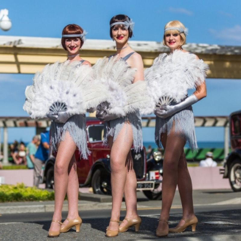 Watch: Counting down to this year's Art Deco Festival