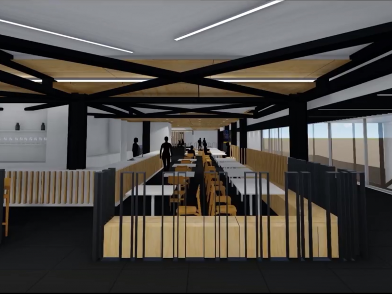 Watch: First look at the new Hawke's Bay Airport terminal