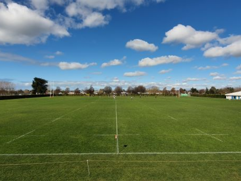 Maddison Trophy - Napier Tech vs Clive Rugby Club delayed coverage from 6:30pm