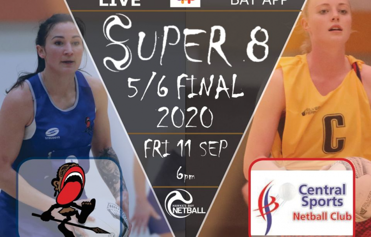 Watch Live: Outkast Sports: Optimise Physio vs Central Sports Netball Club: Vet Services from 6pm