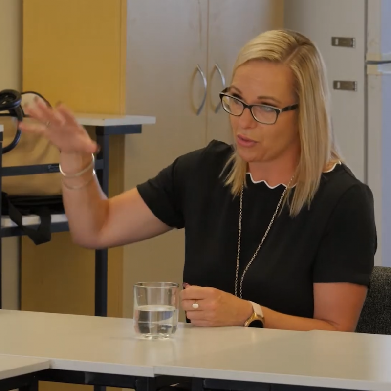 Watch: Napier's mayor fronts up at year's first 'town huddle'