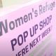 Watch: Women's Refuge pop up shop to raise funds for Hastings safe house