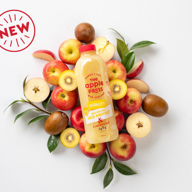 Win a case of Gold & Kiwi Jazz for your sport team!