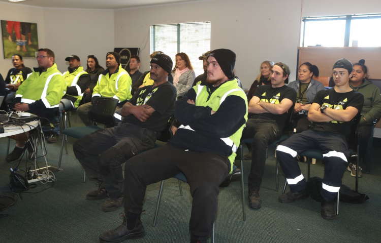 Worker's death prompts suicide prevention programme for Hawke's Bay businesses